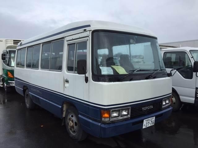 toyota coaster bus usa