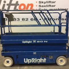 Upright X20n Scissor Lift Wiring Diagram Carrier Diagrams Manual