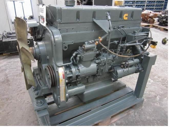 Used Cummins motor Model LT10C engines for sale  Mascus USA