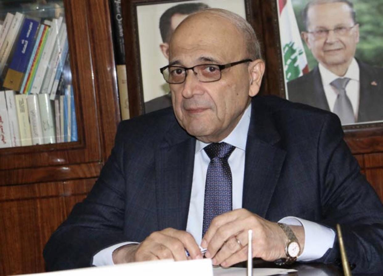 نصري الخوري: تفعيل العلاقات الرسمية مع سوريا يحتاج إلى قرار لبناني