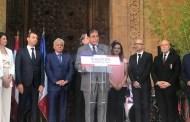 السفير فوشيه أحيا ذكرى 14 تموز: فرنسا قلقة من خطابات الكراهية ضد اللاجئين
