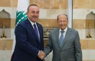 اوغلو: لن تكون اتفاقيات لاستخراج النفط في المنطقة من دون تركيا وشمال قبرص