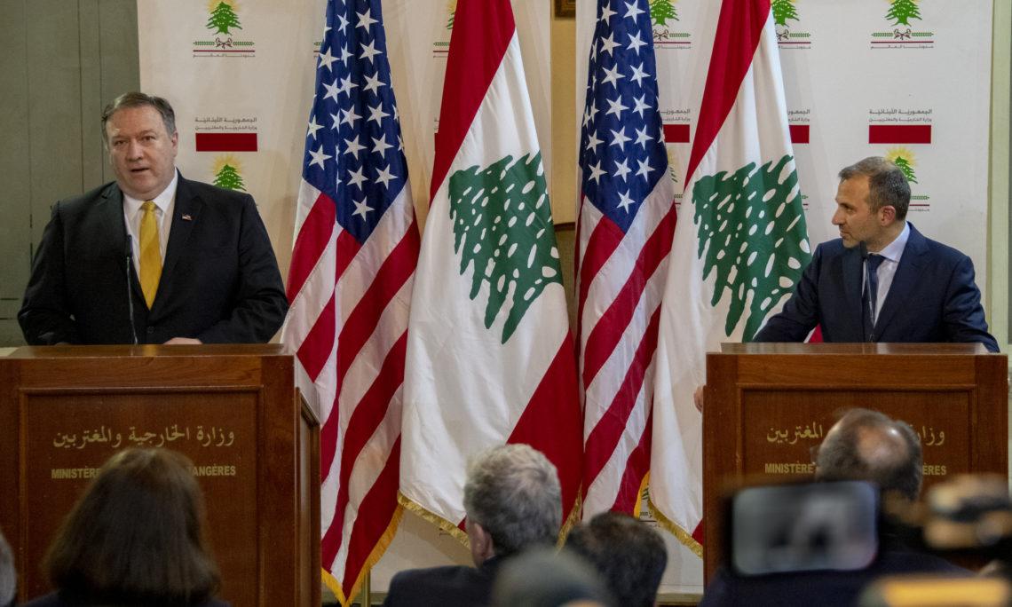 في المشهد الدبلوماسي لسنة 2019 حركة أميركية غير اعتيادية في لبنان