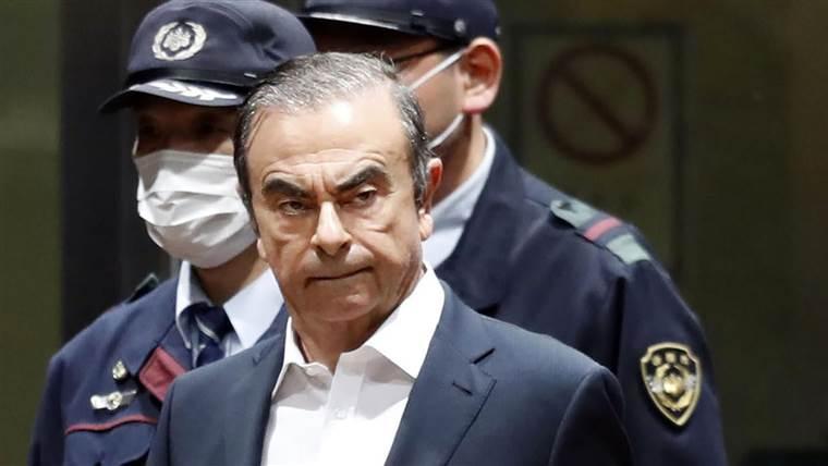 اليابانيون يبحثون عن غصن في لبنان: نريد سماع صوته ورؤيته! مؤتمر صحافي موعود في 8 الجاري فأي كارلوس سيحضره؟!