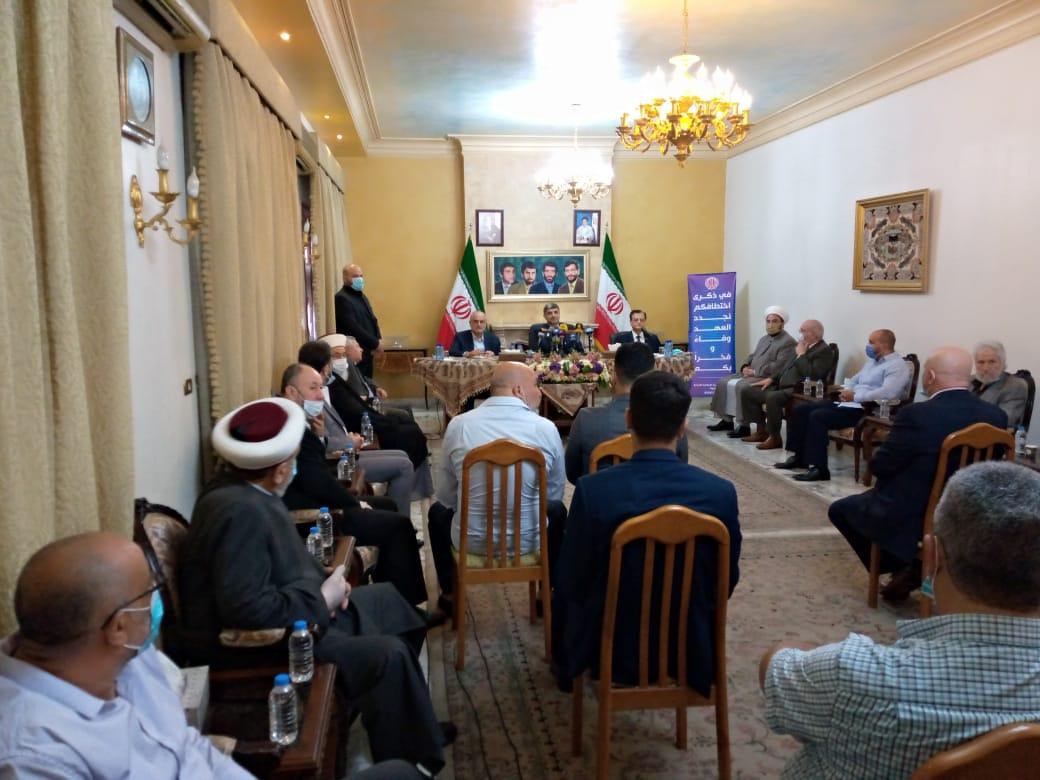 السفارة الإيرانية أحيت ذكرى اختطاف ديبلوماسييها الأربعة والخارجية في طهران تؤكد وجودهم في اسرائيل