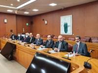 كوريا الجنوبية تهب لبنان مساعدات بقيمة 4 ملايين دولار والسفير عزّام يطلب دعما لإعادة بناء مقر وزارة الخارجية