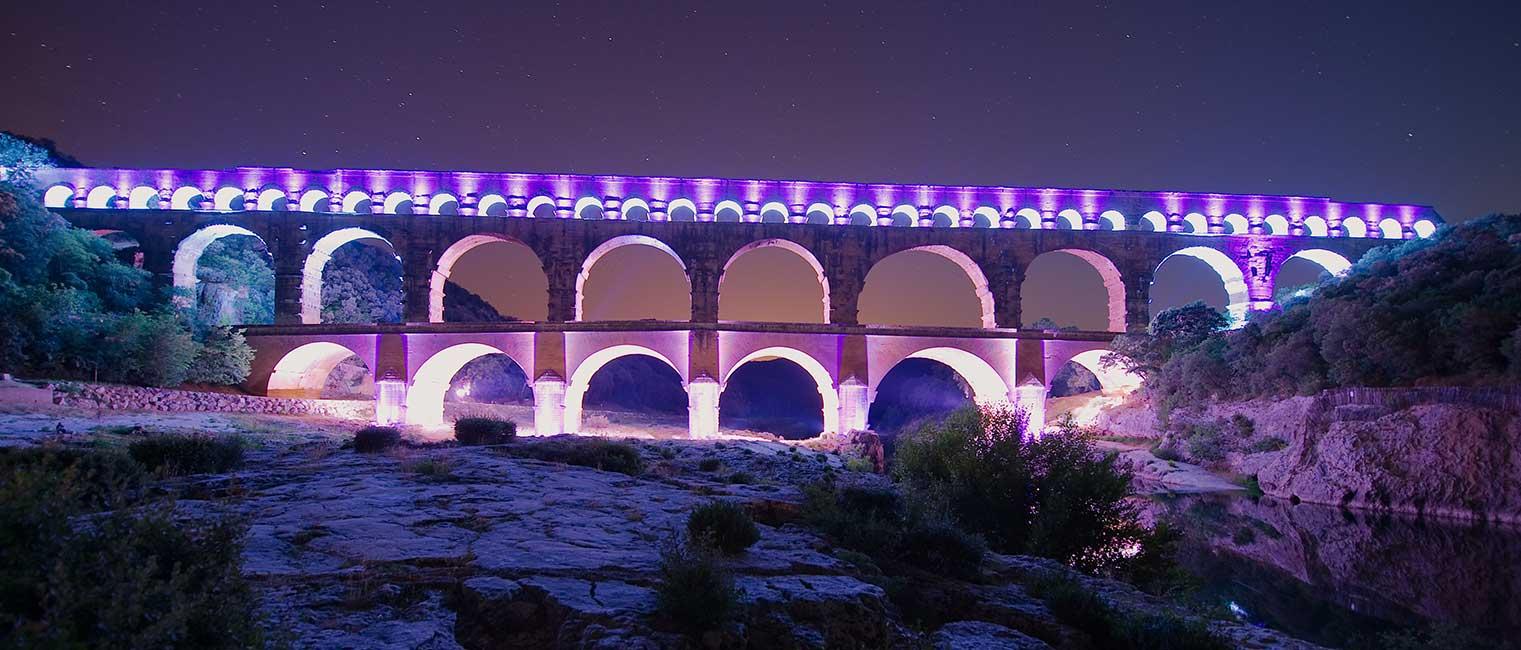 Tourisme a proximit Camargue Nimes Avignon Pont du Gard