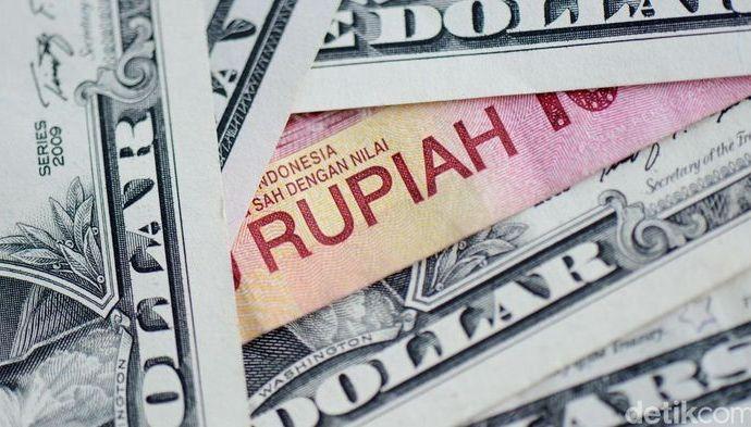 Foto: Ari Saputra - Dollar Amerika Serikat - Detikfinance
