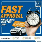 FAST APPROVAL TANPA SURVEY