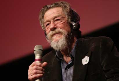 L'incontro con John Hurt - Foto: Festival Internazionale del Film di Roma