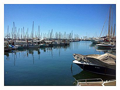Il vecchio porto di Cannes  © MaSeDomani.com