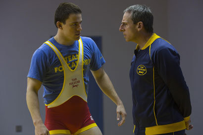 "Una scena del film ""Foxcatcher""- Photo: courtesy of FDC 2014"