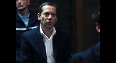 """Mathieu Amalric in """"La Chambre Bleue"""" - Photo: courtesy of FDC 2014"""