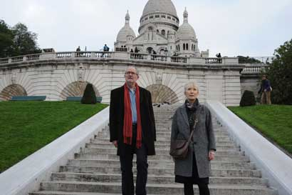 """Jim Broadbent e Lindsay Duncan nel film """"Le week-end"""" - Photo: courtesy of Lucky Red"""