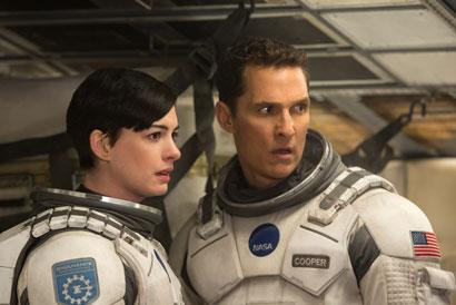 Interstellar - Photo: courtesy of Warner Bros. Pictures