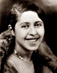 La scrittrice Iréne Némirovsky