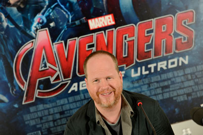 Joss Whedon - Photo: courtesy of Marvel Italy
