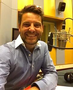 Diego Ricco in radio