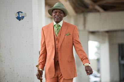 Samuel L. Jackson in Chi-Raq (c) Parrish Lewis