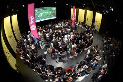 Peter Himsel, Berlinale 2016