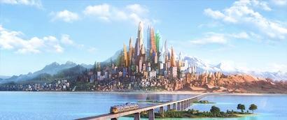 Zootropolis © The Walt Disney Company
