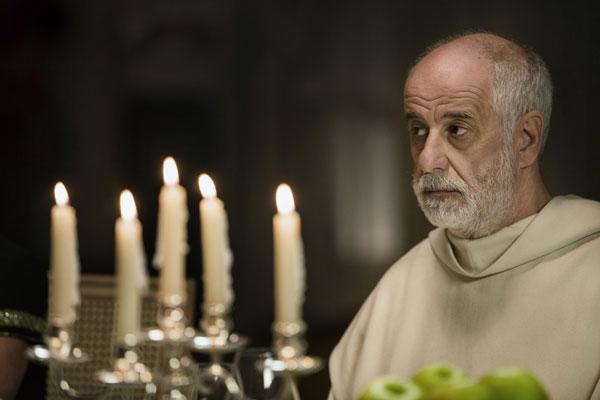 Toni Servillo in una scena de Le Confessioni - Foto: 01 Distribution
