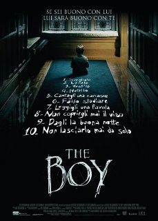 the boy poster icona