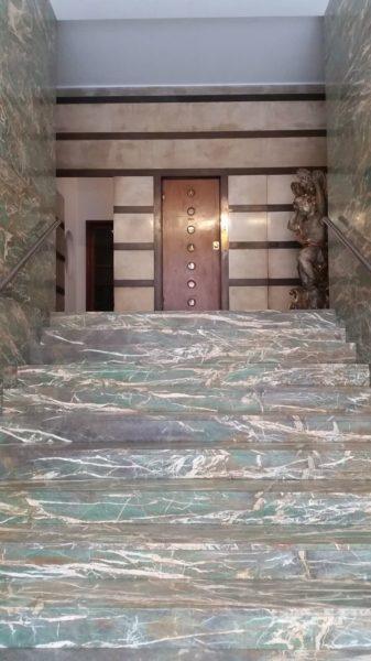 Fondazione Portaluppi, ingresso