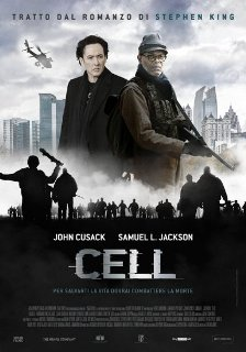 Il poster italiano di Cell
