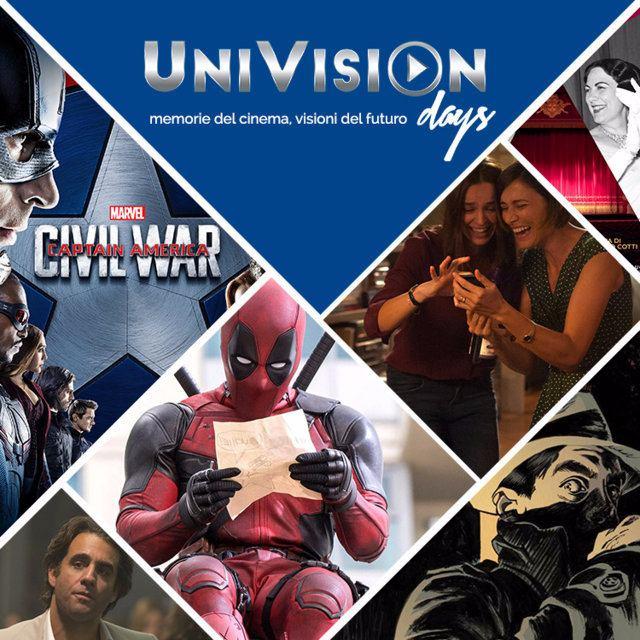 UniVision Days 2016 - Foto: Ufficio Stampa