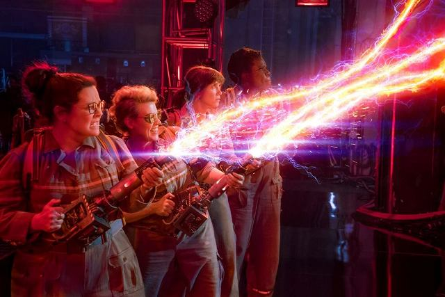 ghostbusters - Photo: courtesy of Warner Bros. Pictures