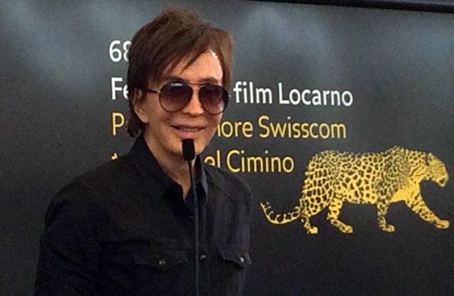 Michael Cimino a Locarno 2015 - Foto di Vissia Menza