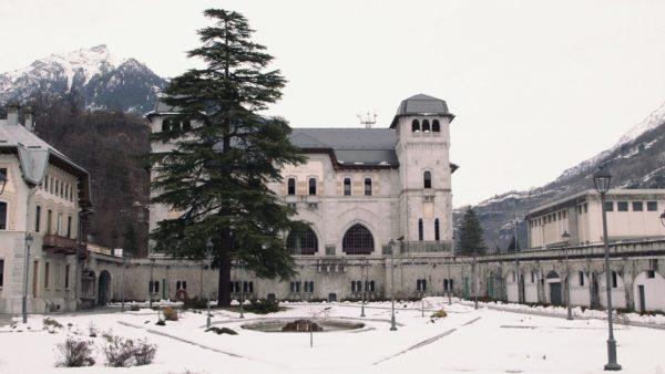 l'Amatore - Centrale Idroelettrica di Verampio, Val d'Ossola