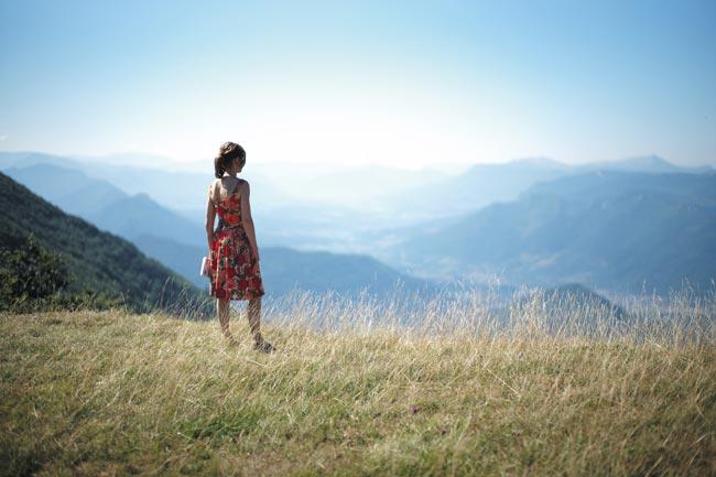 Isabelle Huppert nel film L'Avenir - Photo: courtesy of TIFF