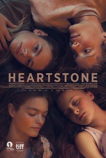 Il poster del film HEARTSTONE