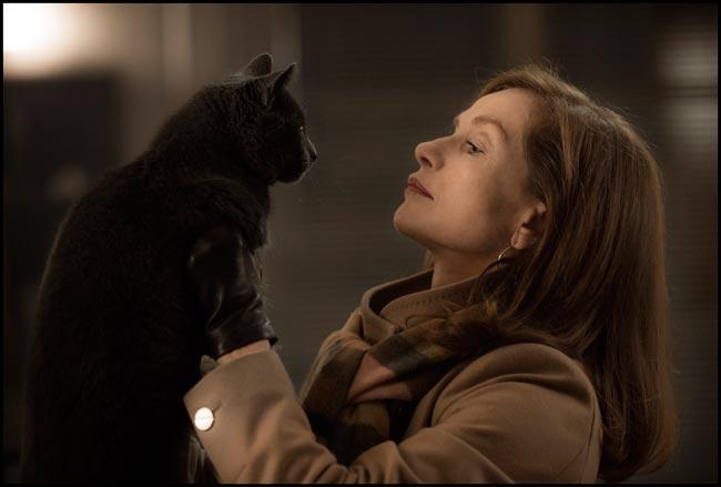 Isabelle Huppert nel film Elle - Photo: courtesy of TIFF