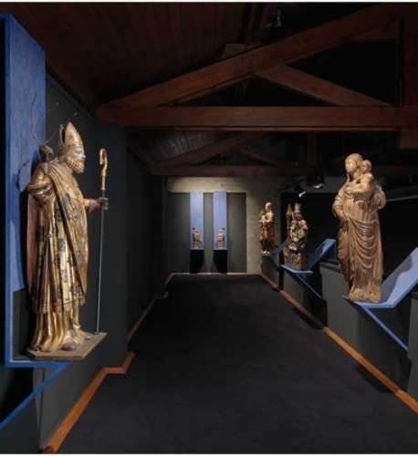 La sala del Rinascimento - Foto di Enrico Cano