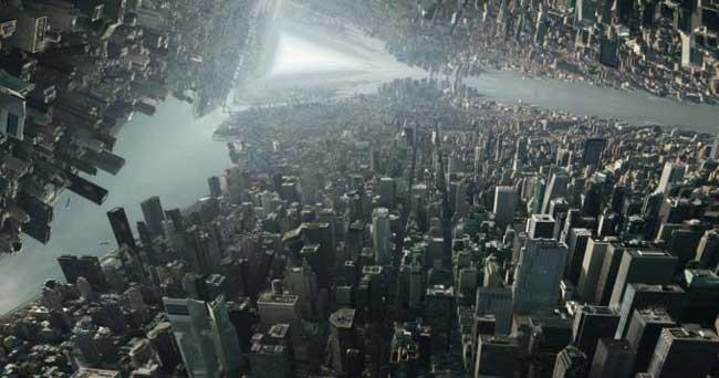 Una scena di Doctor Strange - Photo:Marvel Entertainment