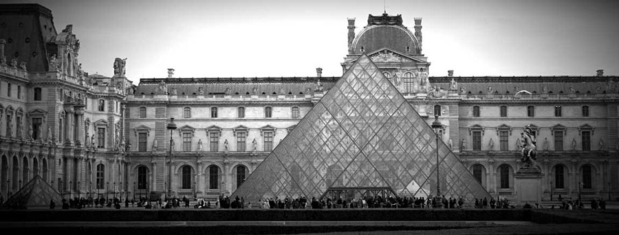 Parigi il Louvre - photo by Giorgia Meroni
