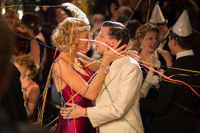 Blake Lively e Jesse Eisenberg in Café Society - Photo: courtesy of Warner Bros.