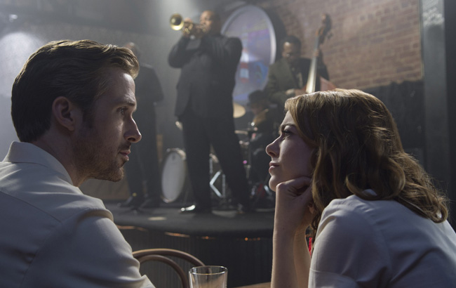 Ryan Gosling e Emma Stone in La La Land - Photo: courtesy of 01 Distribution