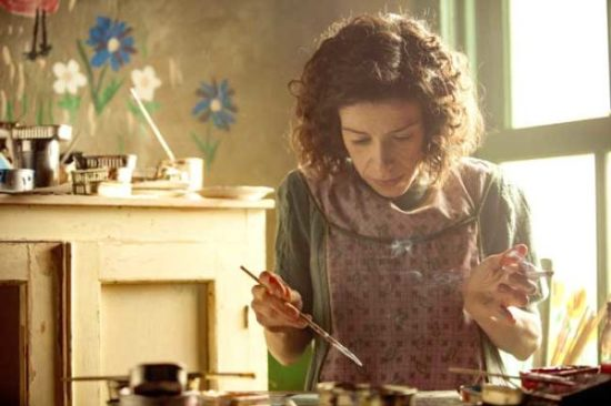 Sally Hawkins in Maudie - Ph: Duncan Deyoung