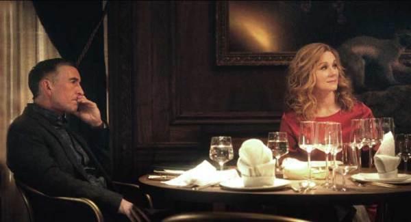 Steve Coogan e Laura Linney in The Dinner ( c ) 2016 Tesuco Holdings Ltd