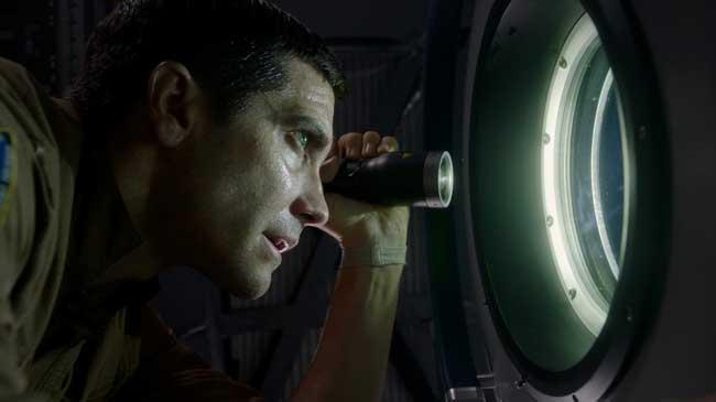 Jake Gyllenhaal in Life - Non oltrepassare il limite (Ph: ufficio stampa)