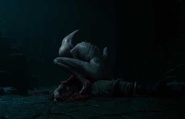 Una scena di Alien Covenant - Photo: courtesy of 20h Century Fox