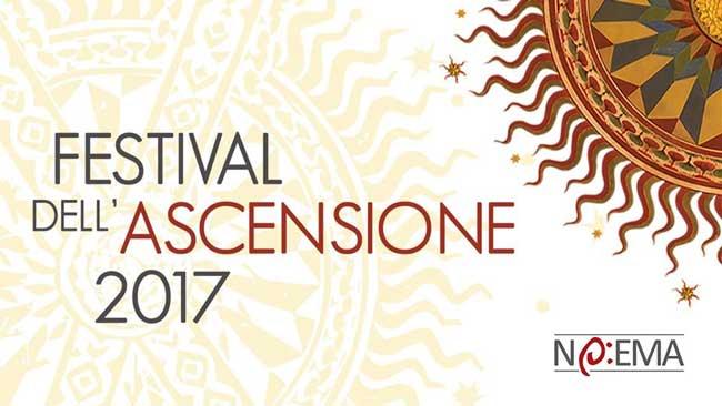 Concerti gratuiti di domenica 14 maggio: al via il Festival dell'Ascensione