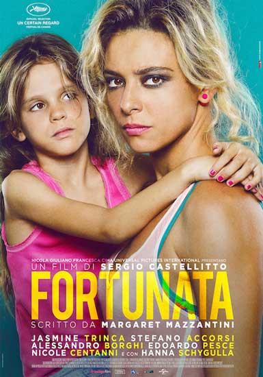 il poster del film Fortunata