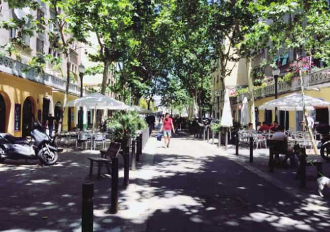 Barcellona, la Barceloneta e i suoi localini - Foto: Anna Falciasecca