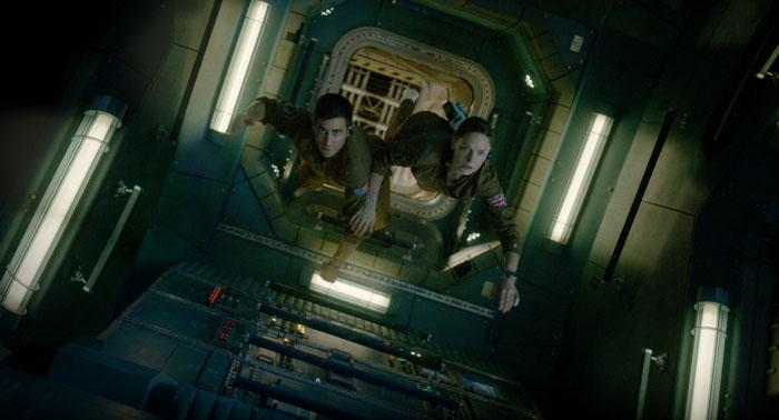 Una scena del film Life di Daniel Espinosa - Ph: courtesy of Universal Pictures Home Entertainment Italia