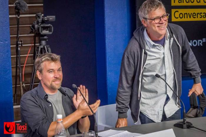 Todd Haynes in Conversation with Locarno70 audience - Ph Tosi Photography